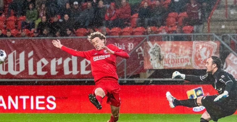 'Dit is echt een fantastische dag. Ik speel al tien jaar bij FC Twente'