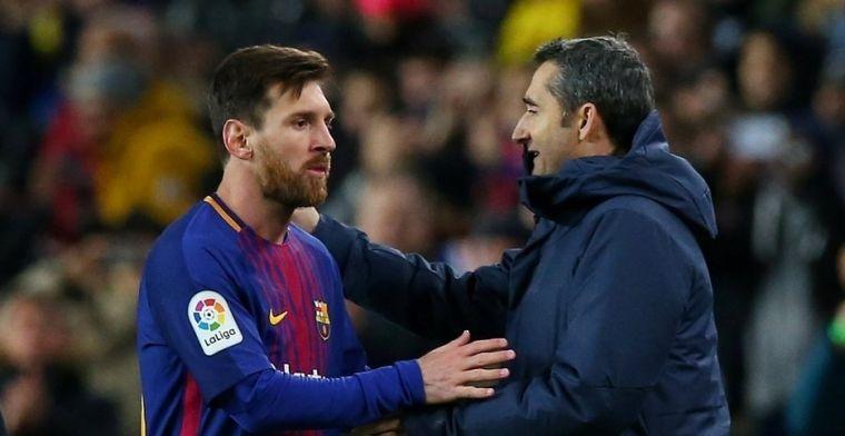 Buenas noticias para el Barcelona: ¡Messi ya se entrena en el césped!
