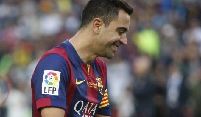 Xavi insiste en su preocupación por la situación de la cantera del Barça