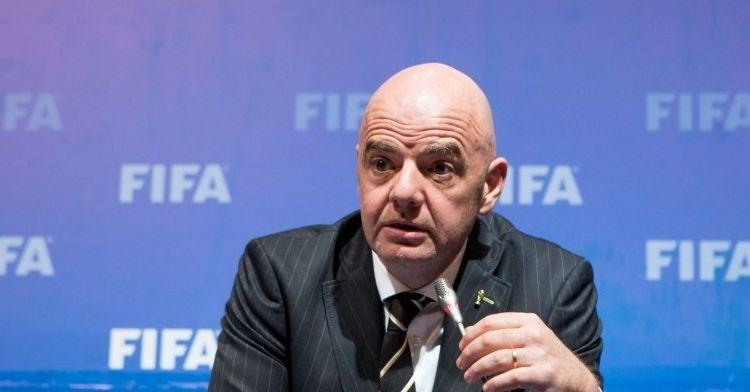 El Mundial 2022 podría tener 48 selecciones participantes