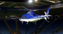 Image: Nuevas imágenes del accidente del propietario del Leicester, desde el campo