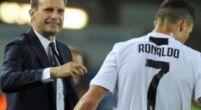 """Image: Allegri pide el Balón de Oro para Cristiano: """"Merece ganarlo por todo lo que ha hecho"""""""