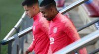 Imagen: Malcom pide a valverde irse del FC Barcelona
