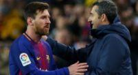 Image: Buenas noticias para el Barcelona: ¡Messi ya se entrena en el césped!