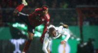 Imagen: Thiago se lesiona y sale en muletas del estadio