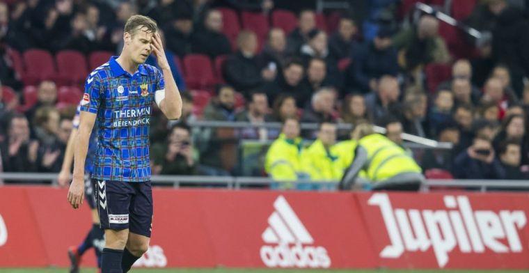 Vader Veldmate zoekt nieuwe Suarez voor Ajax: ''Hij is 10 dagen weggeweest''