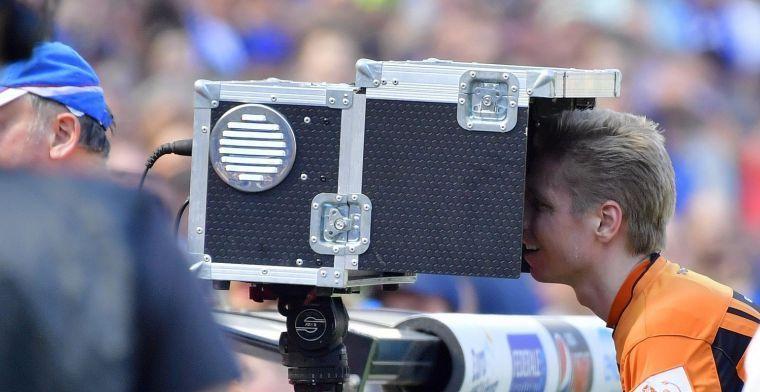 De KBVB maakt de scheidsrechters voor Speeldag 14 bekend: Visser krijgt topper