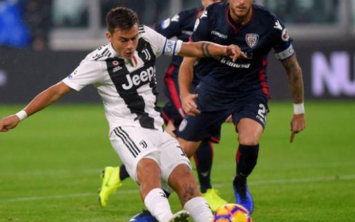 Afbeelding: Juventus boekt 3-1 overwinning na razendsnelle openingstreffer Dybala