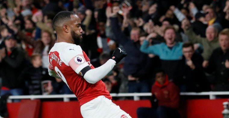 Arsenal en Liverpool delen punten in vermakelijke topper in Londen