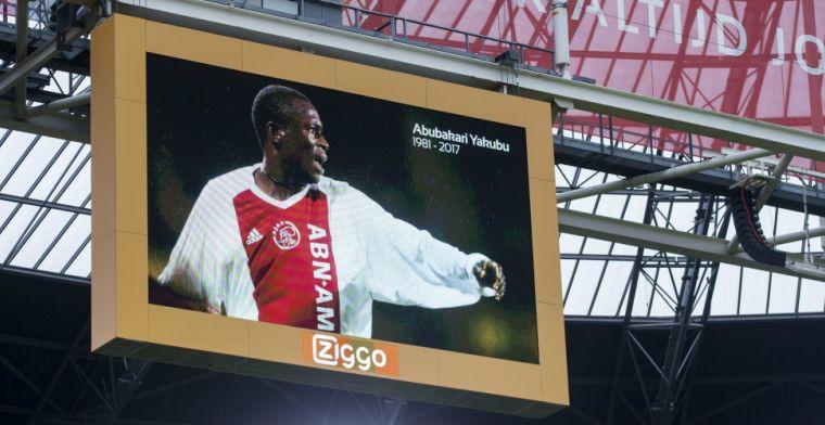 Dood Yakubu nog steeds een mysterie: Vanuit Ghana en Ajax bleef het stil