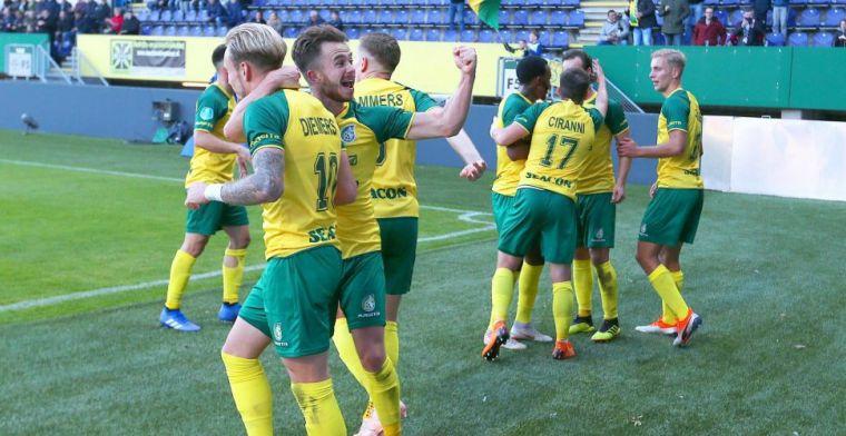 Fortuna Sittard geeft PEC Zwolle pak slag: Diemers in voetsporen Van Bommel