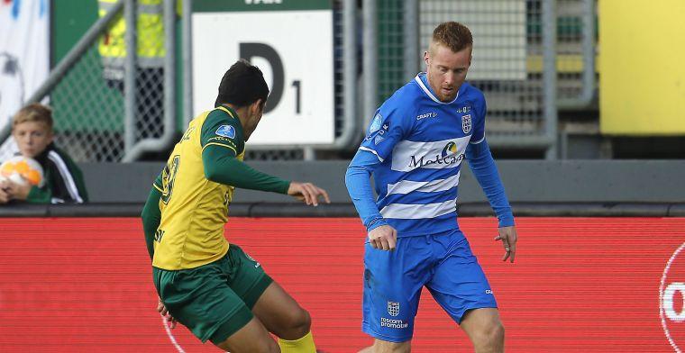 'Dramatisch' PEC Zwolle zakt door de ondergrens: Superslecht