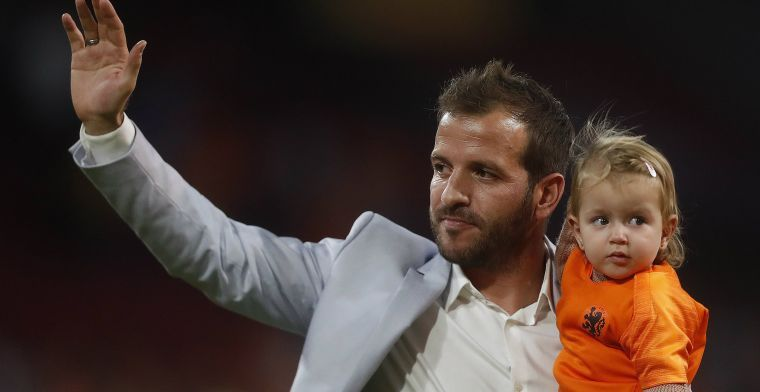 Van der Vaart (35) beëindigt carrière: Ik moet nu gewoon stoppen