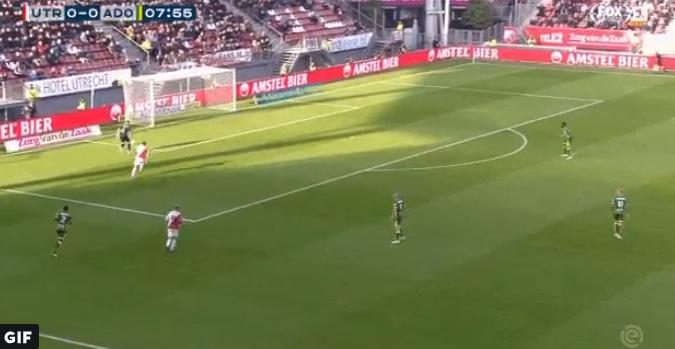 Groothuizen helpt FC Utrecht aan voorsprong met onbegrijpelijke blunder