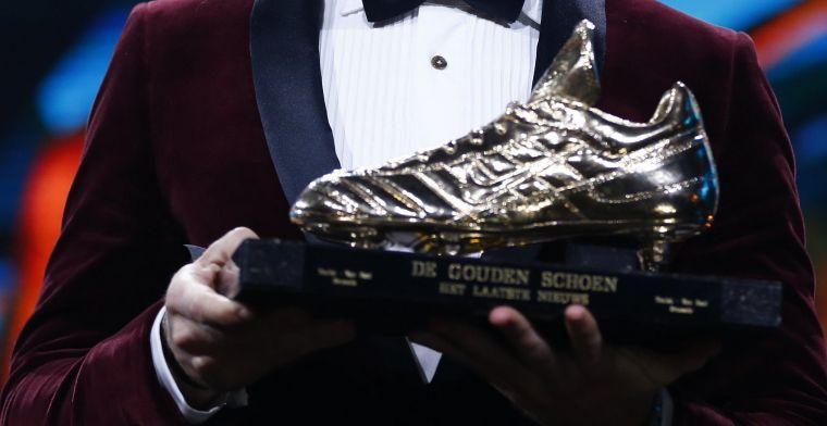Hij moet de Gouden Schoen winnen, zo simpel is het