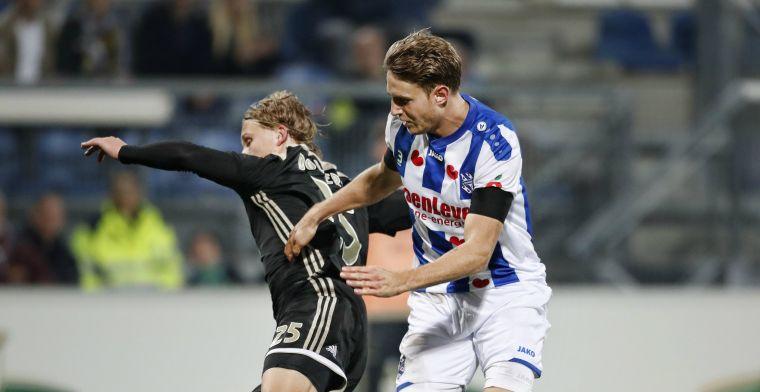 LIVE-discussie: Heerenveen mist aanvoerder, routinier ontbreekt bij FC Emmen