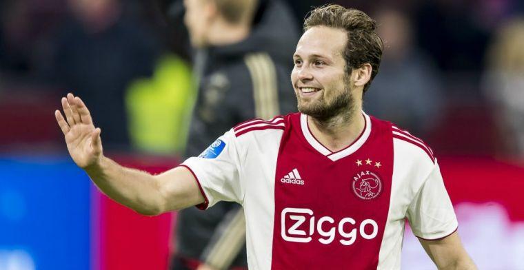 'Mijn bijdrage bij Ajax was degelijk en voldoende, maar mijn niveau gaat omhoog'
