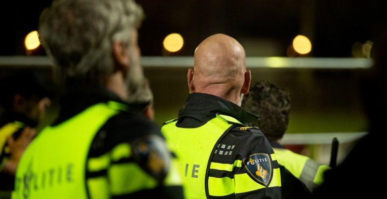 Harde kern Ajax zorgde mede voor plotselinge ME-inzet tegen Willem II-fans