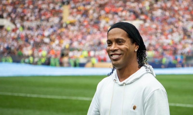 Afbeelding: 'Ronaldinho in zwaar financieel weer: justitie treft zes (!) euro aan op rekening'
