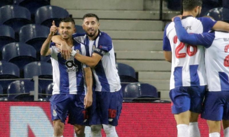 Afbeelding: Groep D: FC Porto en Schalke bijna door naar volgende ronde