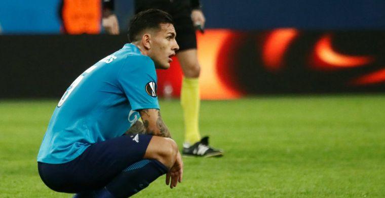 Update: Zenit-Argentijn inderdaad getuige van Copa-finale na 'bewuste' rode kaart
