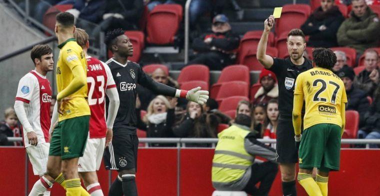'Zwaar teleurgesteld' Ajax maakt korte metten met standpunt van Den Haag