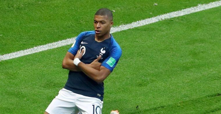 'Mendes heeft geen banden met Mbappé, maar krijgt 7,25 miljoen voor transfer'