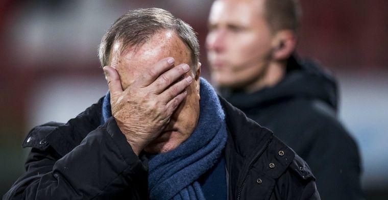 Ontstemde Advocaat herhaalt kritiek op KNVB: Alles voor de commercie...