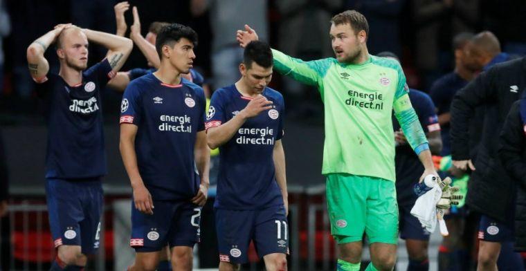 Zoet senior gedupeerd bij PSV-bezoek aan Wembley: Ik vind het niet normaal