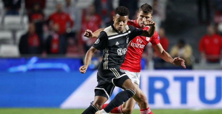 LIVE: Ajax pakt punt bij Benfica en zet goede stap in Champions League (gesloten)