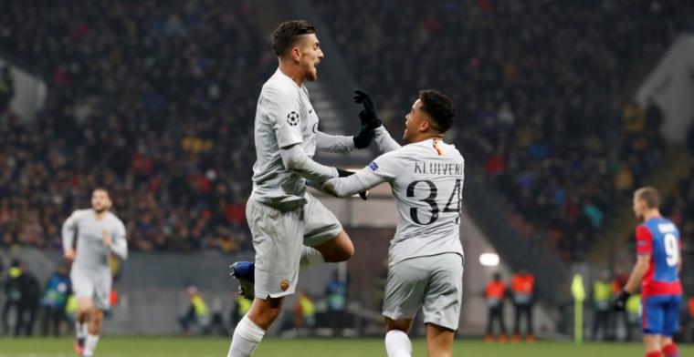 Kluivert uitgeroepen tot Man of the Match: Het is een eer voor me