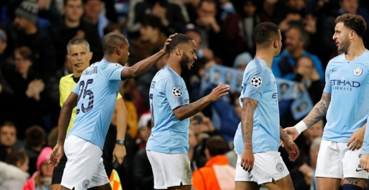 Groep F: Manchester City haalt hard uit, Lyon moet alle zeilen bijzetten
