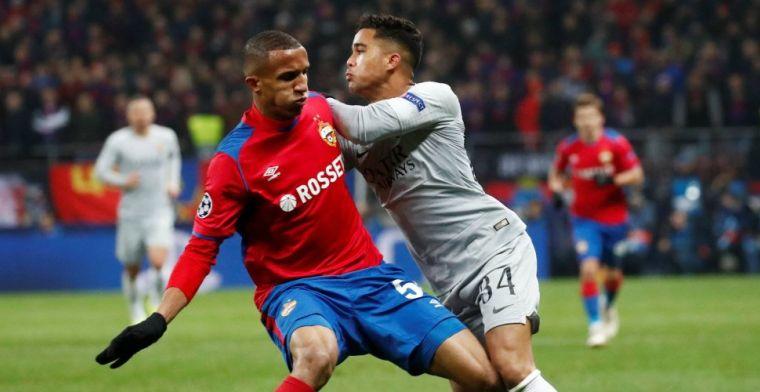 'Fenomeen' Kluivert maakt indruk in Champions League: 'Nooit meer op de bank'