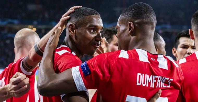 Complimenten voor 'type-Pogba' van PSV: 'Alsof hij al jaren in de top speelt'