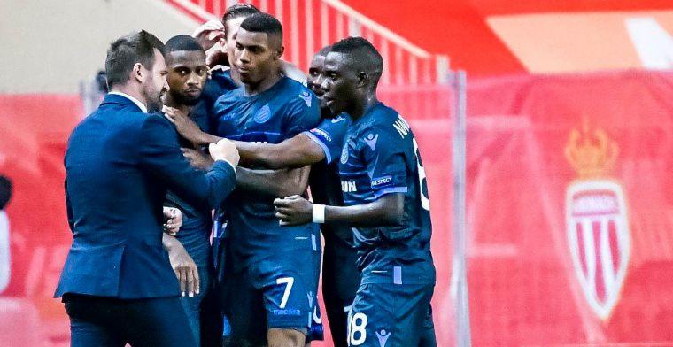 Plots is het geloof in Club Brugge erg groot: Kunnen nog punten pakken