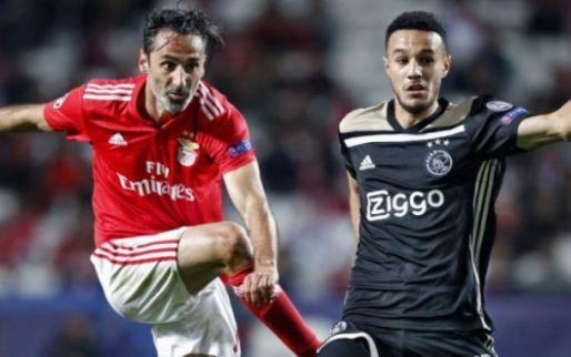 Afbeelding: Mazraoui ziet scorende Tadic: 'Weet niet precies waarom hij in de spits stond'