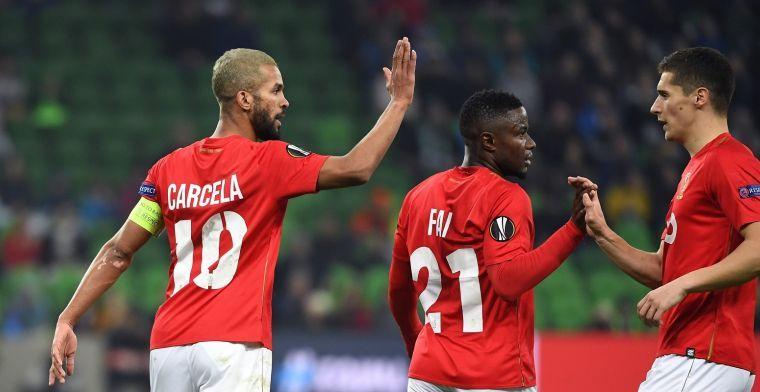"Ontgoochelde Mehdi Carcela: ""Deze nederlaag is onverdiend"""