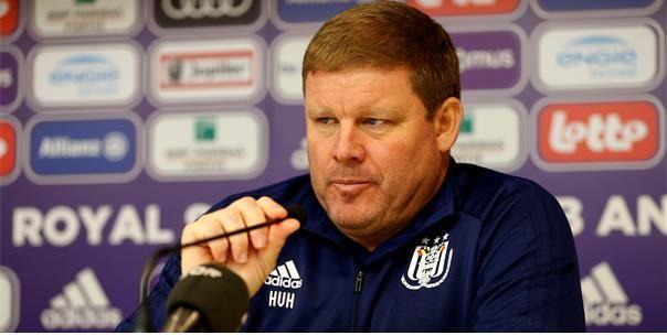 'Vanhaezebrouck kiest voor de volgende elf spelers tegen Fenerbahce'