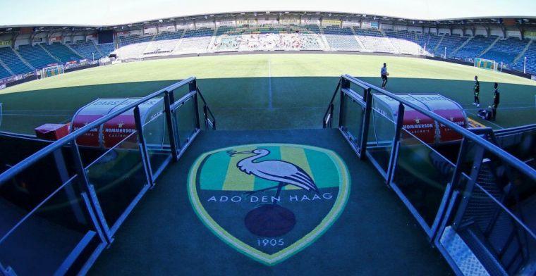 Update: United Vansen reageert op 'ADO-bod': 'De club is niet te koop'