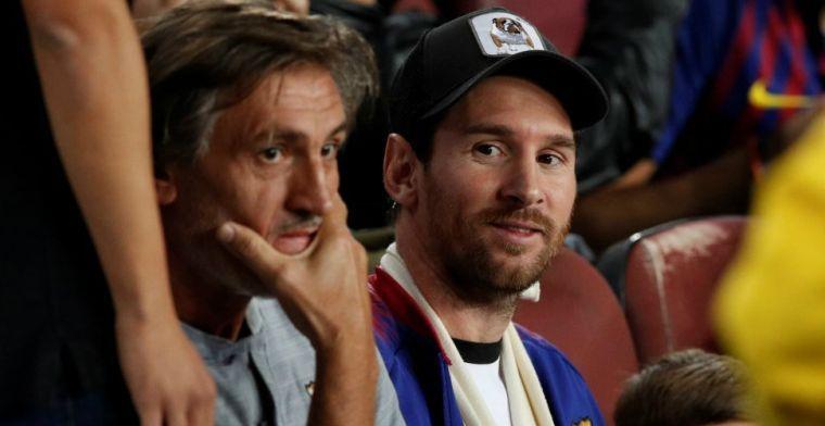 Update: Messi keert terug in wedstrijdselectie, 'zieke' Dembélé blijft thuis