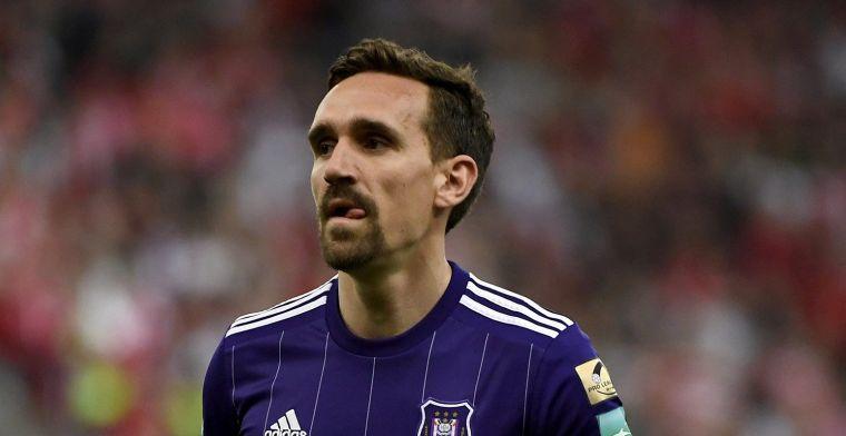Kums geeft droom niet op: ''Maar Anderlecht is nu belangrijker''
