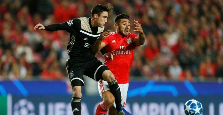 Ajax mist vaste waarde door schorsing: Heb een agressieve manier van spelen