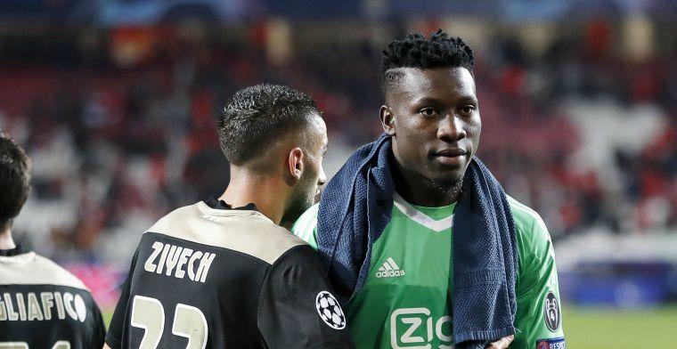 Schuldbewust na Ajax-remise: 'Ga proberen te slapen, dat wordt moeilijk'