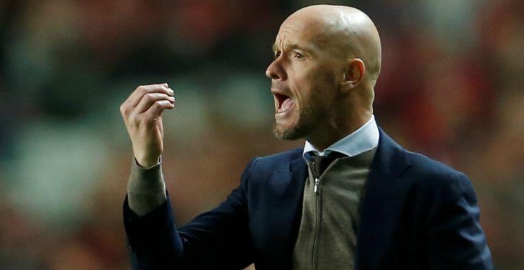 Hoe Ten Hag ervoor zorgde dat Ajax tóch nog een punt pakte tegen Benfica