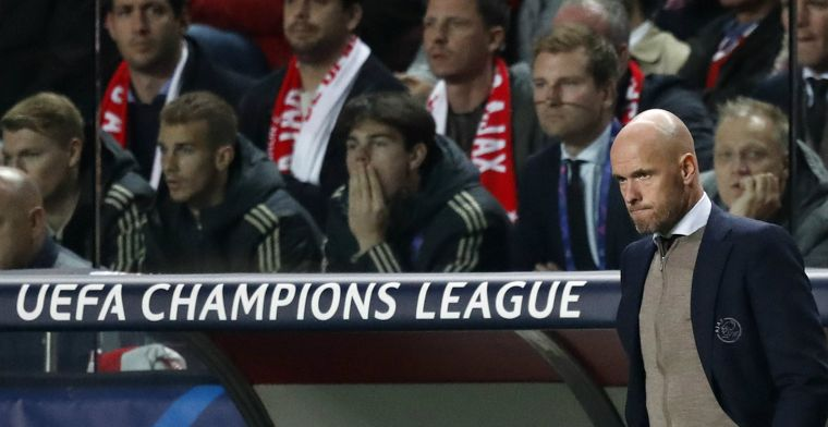'Vreselijke' ervaring voor Ajax-fans in Lissabon: Je zag het bloed stromen