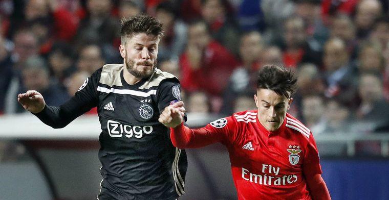 'Vechtend, knokkend, beukend' Ajax pakt punt: 'De emoties kwamen eruit'