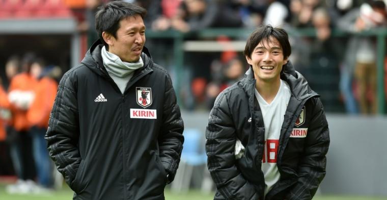 Southampton aast op Japanse international van 17 miljoen euro