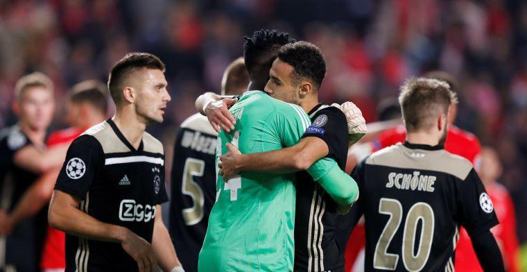 Onana verklaart blunder: 'Zoals Benfica altijd doet, maar nu werd de bal verlengd'