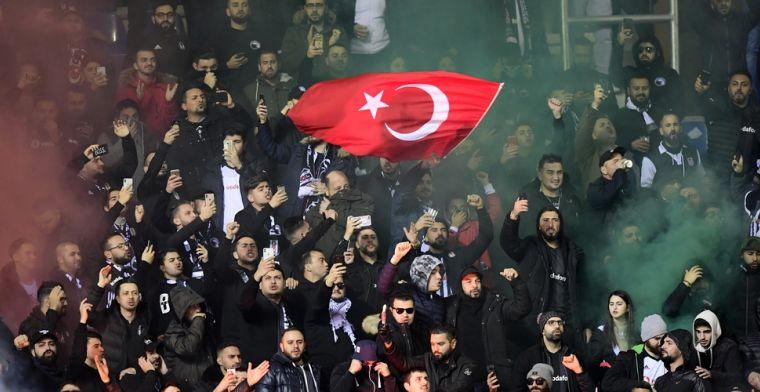 Ook dat nog: 'Politie laat extra Besiktas-fans toe én Genk moet boete betalen'