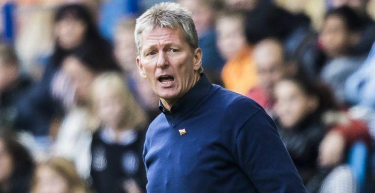 Wormuth verdedigt kunstgras: 'Maar matten van die clubs niet goed voor spelers'